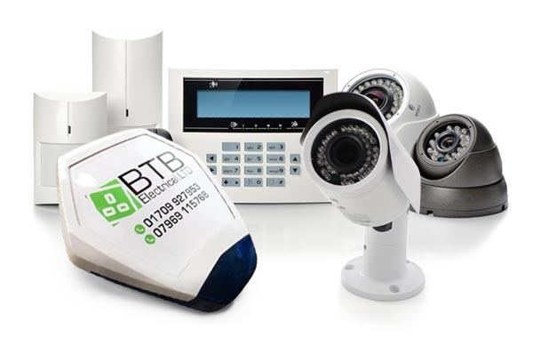 Alarm Installations and Equipment